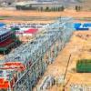 赤峰金剑铜业技改项目位于赤峰高新区东山产业园区