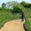 乡村绿廊项目奠基建成后将成为赤峰首个现代化乡村绿