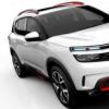 雪铁龙C5AIRCROSS定位品牌旗下的紧凑级SUV曝光