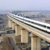 赤峰至京沈高铁喀左站铁路正式开通运营