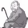 老人一人出门买菜却忘记了回家的路警民合力助其回家