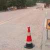 关于封闭县道赤峰至猴头沟段公路交通的通告