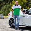 斯柯达斯拉维亚学生概念车给拉力赛专业人士留下深刻印象