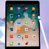 如果您单击导航栏中的iPad且iPad页面会加载第二个导航栏