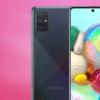 现在以最低的价格购买三星GalaxyA71智能手机