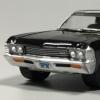 1963年并没有给第三代Impala带来太多突破性的变化